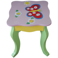 Fairy Dressing Table & Stool1Fairy Dressing Table & Stool1