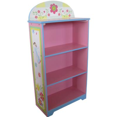 Fairy Garden Bookshelf