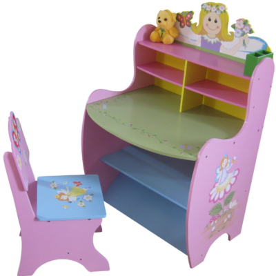 Fairy Learning Desk and Chair