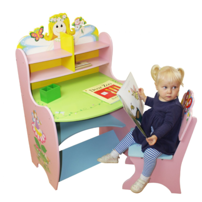 Fairy Learning Desk and Chair1