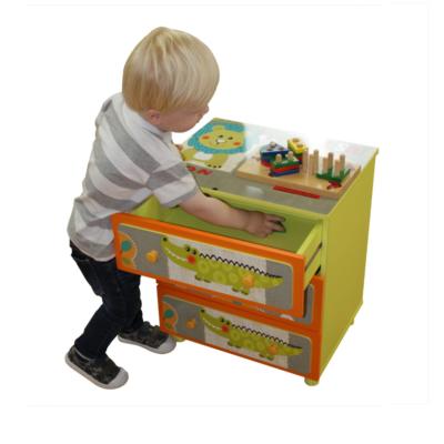 Liberty House Toys - Kid Safari 3 drawer cabinet