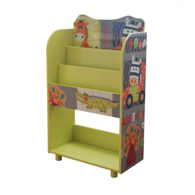 Liberty House Toys Kid Safari Bookshelfkshelf