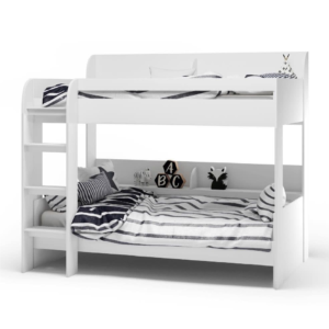 Kidsaw, Aerial Bunk Bed - White2