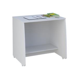 Kidsaw, Loft Station Desk - White