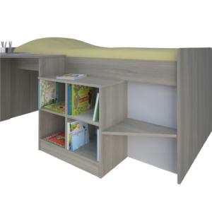 Kidsaw, Pilot Cabin Bed - Elm3