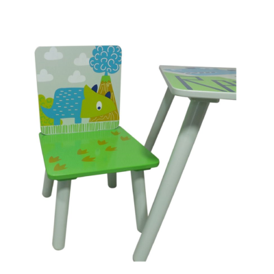 Kidsaw, RAWRR Table & Chairs1