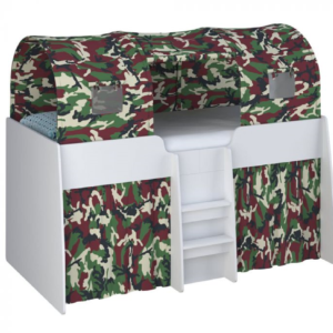 Kidsaw, Tent 3 Parts - Camouflage