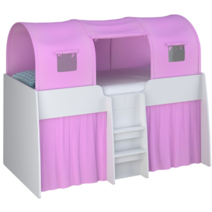 Kidsaw, Tent 3 Parts - pink1