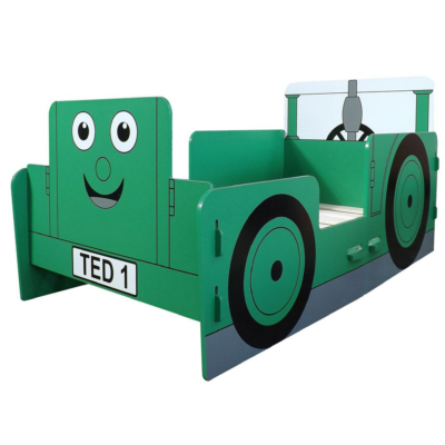 Kidsaw Tractor Ted Junior Toddler Bed