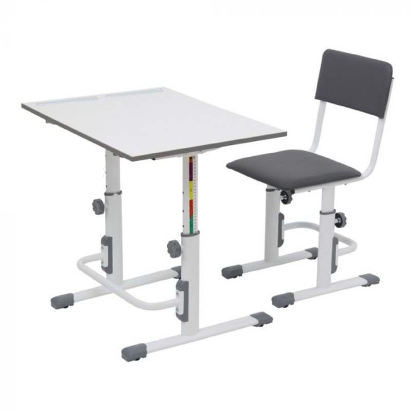 Kudl Kids, Height Adjustable Study Chair and desk