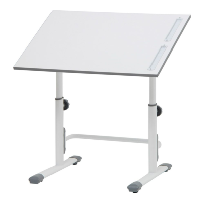 Kudl Kids, Height Adjustable Study Desk Table