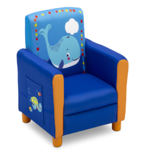 OCEAN UPHOLSTERED CHAIR