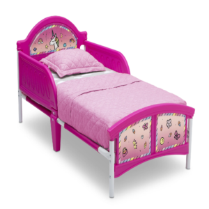 RAINBOW TODDLER BED1