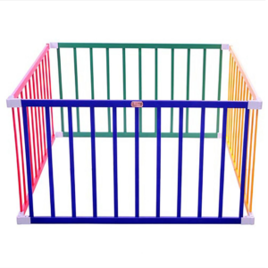 Liberty House Toys - Boss Playpen – Square Colourful