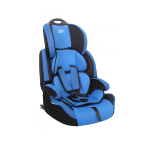 Bibo Magellano Isofix Group 1,2,3 Car Seat - Blue