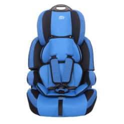 Bibo Magellano Isofix Group 1,2,3 Car Seat - Blue