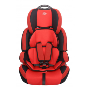 Bibo Magellano Isofix Group 1,2,3 Car Seat - Red