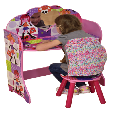 fashion girl dressing table1