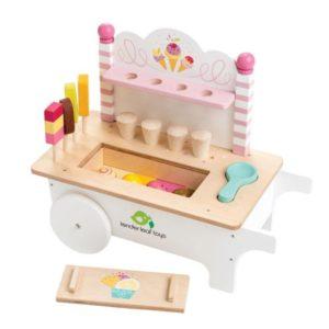 Tenderleaf Ice Cream Cart