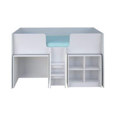 Kidsaw Loft Station Bundle - White