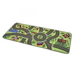 Learning Carpets Playful Road Rug