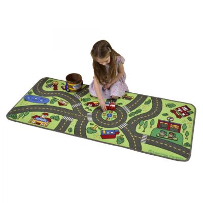 Learning Carpets Playful Road Rug1