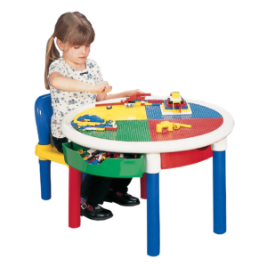 Liberty House Toys - Round 4 Drawer Activity Table