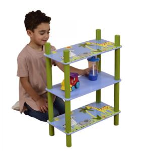 Liberty House Toys - Safari 3 Shelf Unit1