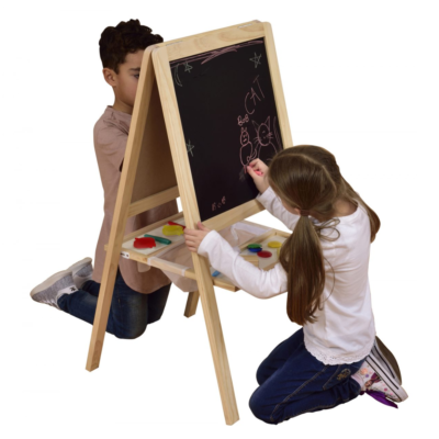 Liberty House Toys - Tikk Tokk Boss Easel -Junior
