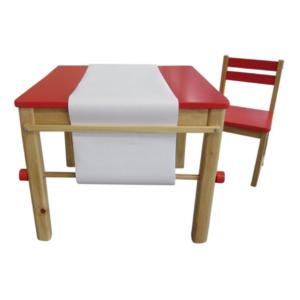 Liberty House Toys - Tikk Tokk Boss Art Table – Red
