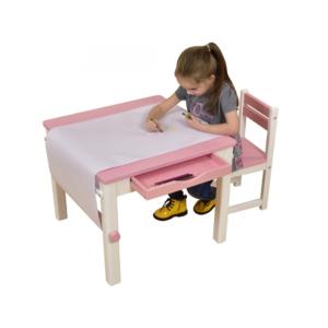 Liberty House Toys - Tikk Tokk Boss Art Table – Pink