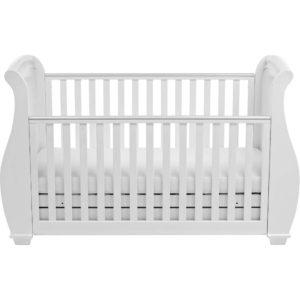 babymore bel dropside sleigh cot bed 3