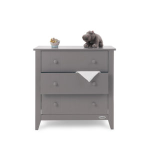 belton changing unit drawers taupe grey