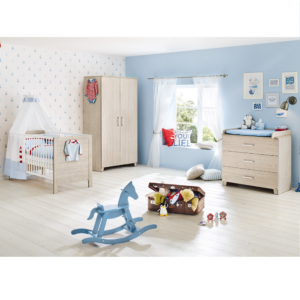 Pinolino Bolero 3 Piece Nursery Room Set