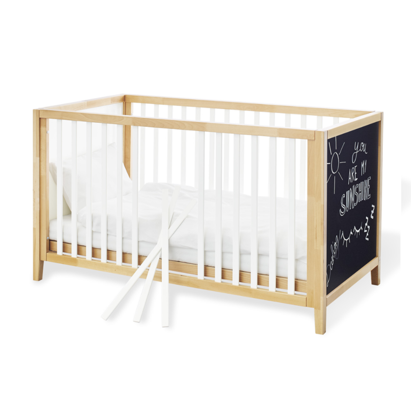 Pinolino Calimero Cot Bed with Blackboard