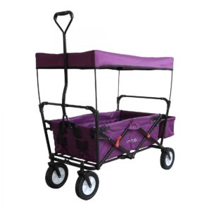 liberty house toys original crotec wagon with shade canopy ct-300