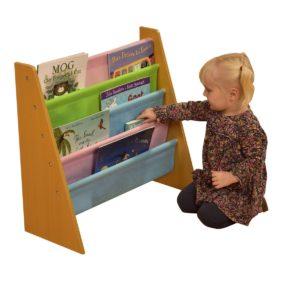 liberty house toys tikk tokk book sling multicoloured 2