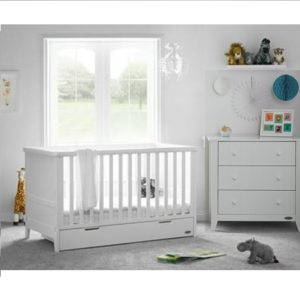 obaby belton 2 piece nursery room set no cot top changer