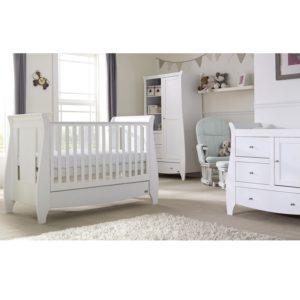 tutti bambini lucas 5 piece nursery room set