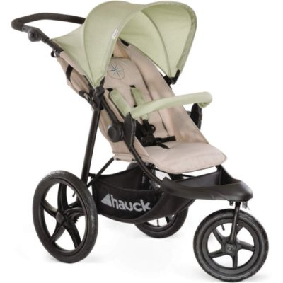 Hauck Runner Pushchair Oil