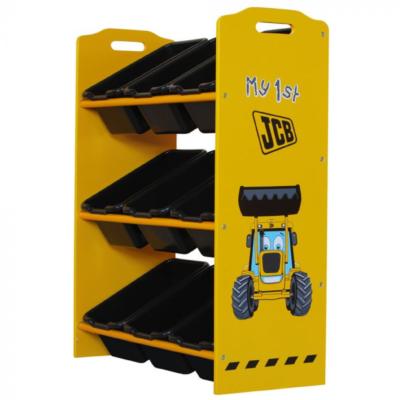 Kidsaw, JCB 9 Bin Storage