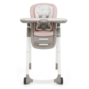 Joie Multiply 6 in 1 High Chair Forever Flowers plus Accessories