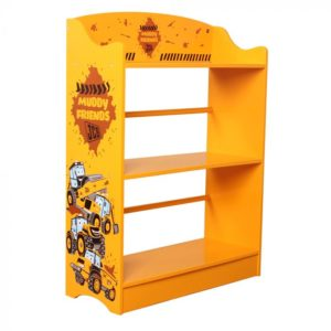 Kidsaw, JCB Muddy Friends Bookcase