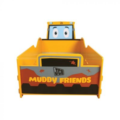 JCB Muddy Friends Junior Toddler BedJCB Muddy Friends Junior Toddler Bed