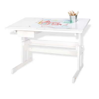 Pinolino Children's Desk Lena - White
