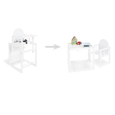 Pinolino Highchair Combination Nele - White