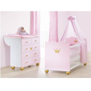 Pinolino Princess Karolin 2 Piece Room Set