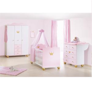 Pinolino Princess Karolin 3 Piece Room Set