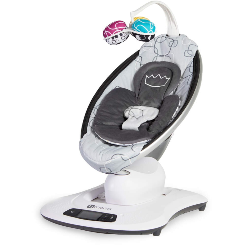 4moms Newborn Plush Insert Little Royal Exclusive4