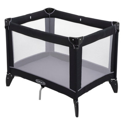 9E899BGREU Compact-Travel-Cot-Black-Grey-Image-1